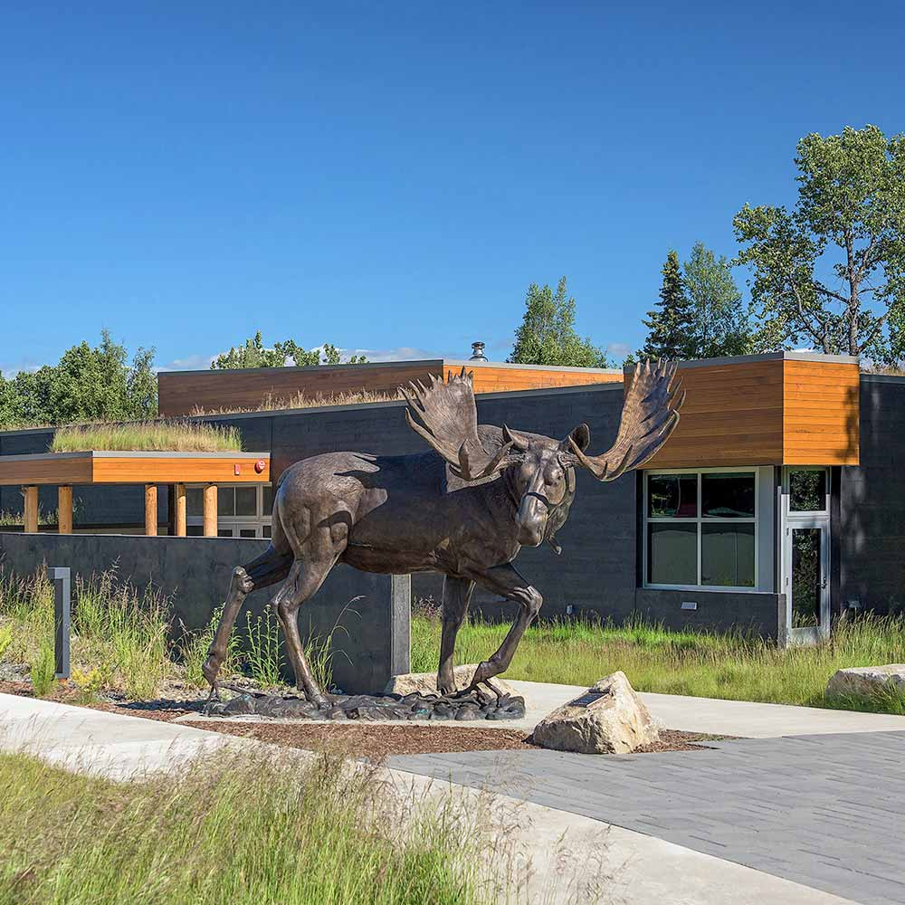 Kenai National Wildlife Refuge Visitor Center