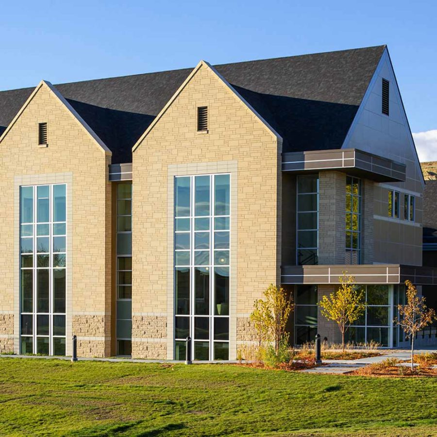 Rocky Mountain College Morledge Science Building