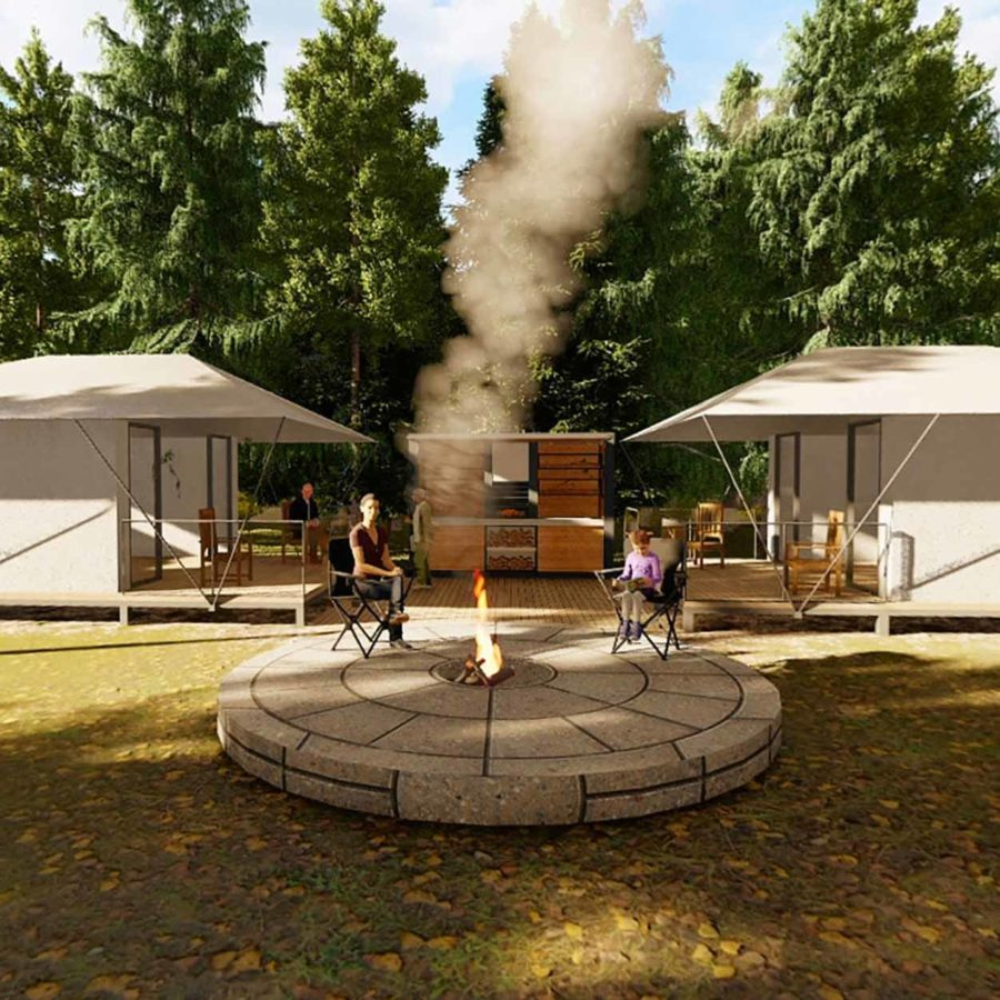 KOA Campground of the Future