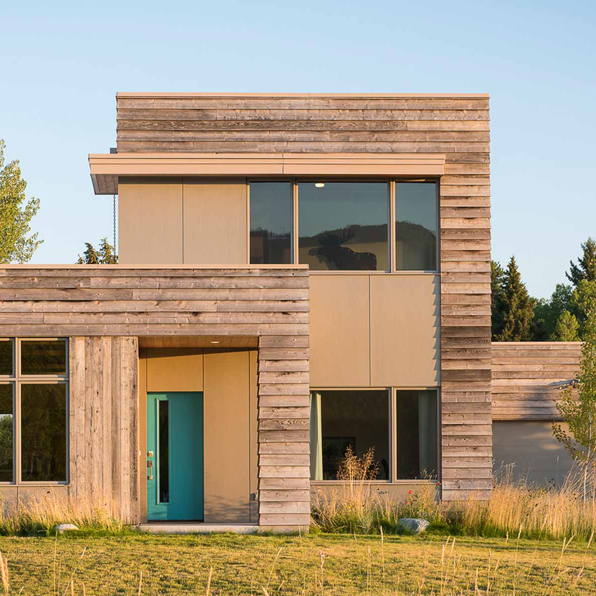 Montana Modern House
