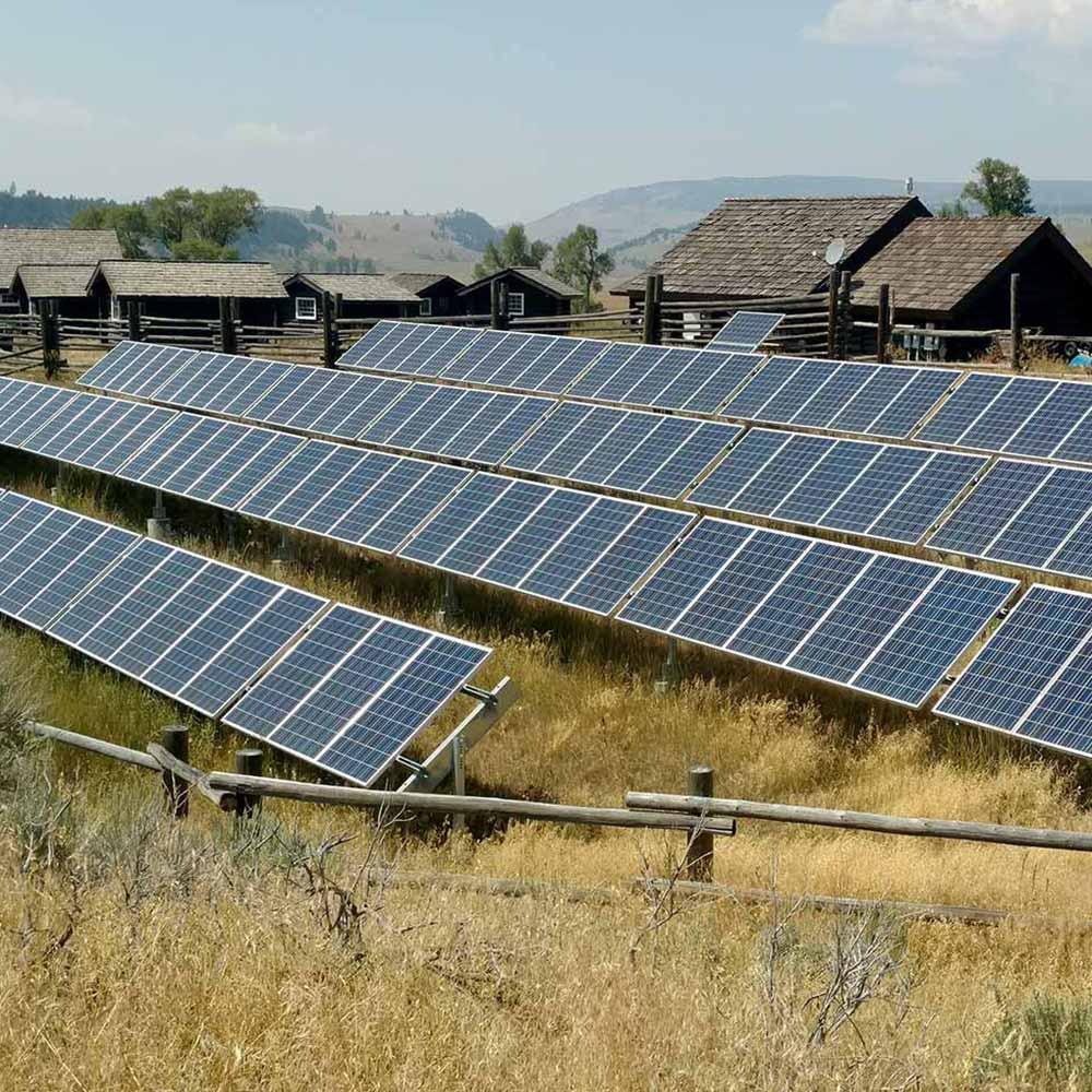 Lamar Buffalo Ranch Zero Emissions Power System