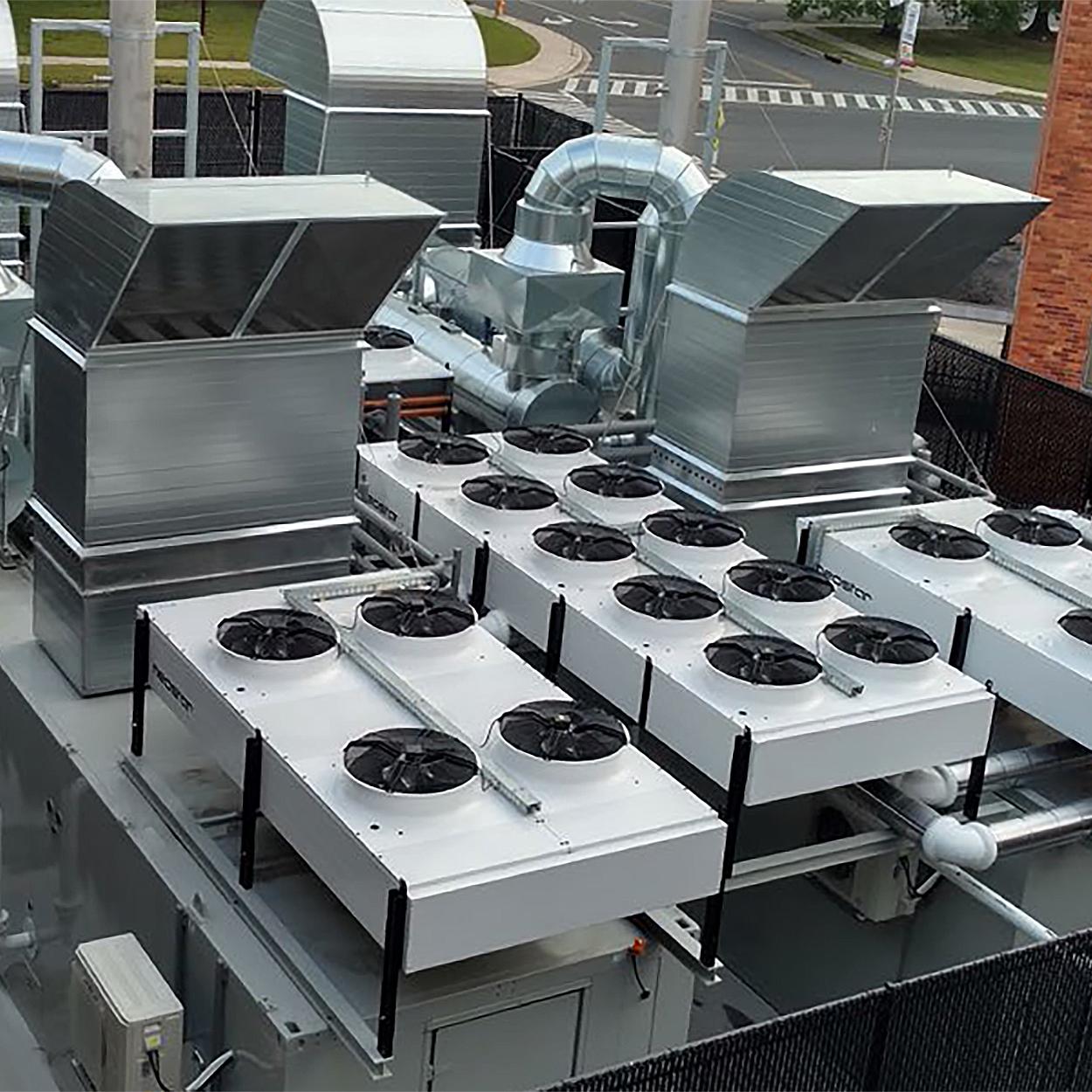 Peninsula Regional Hospital Combined Heat and Power System