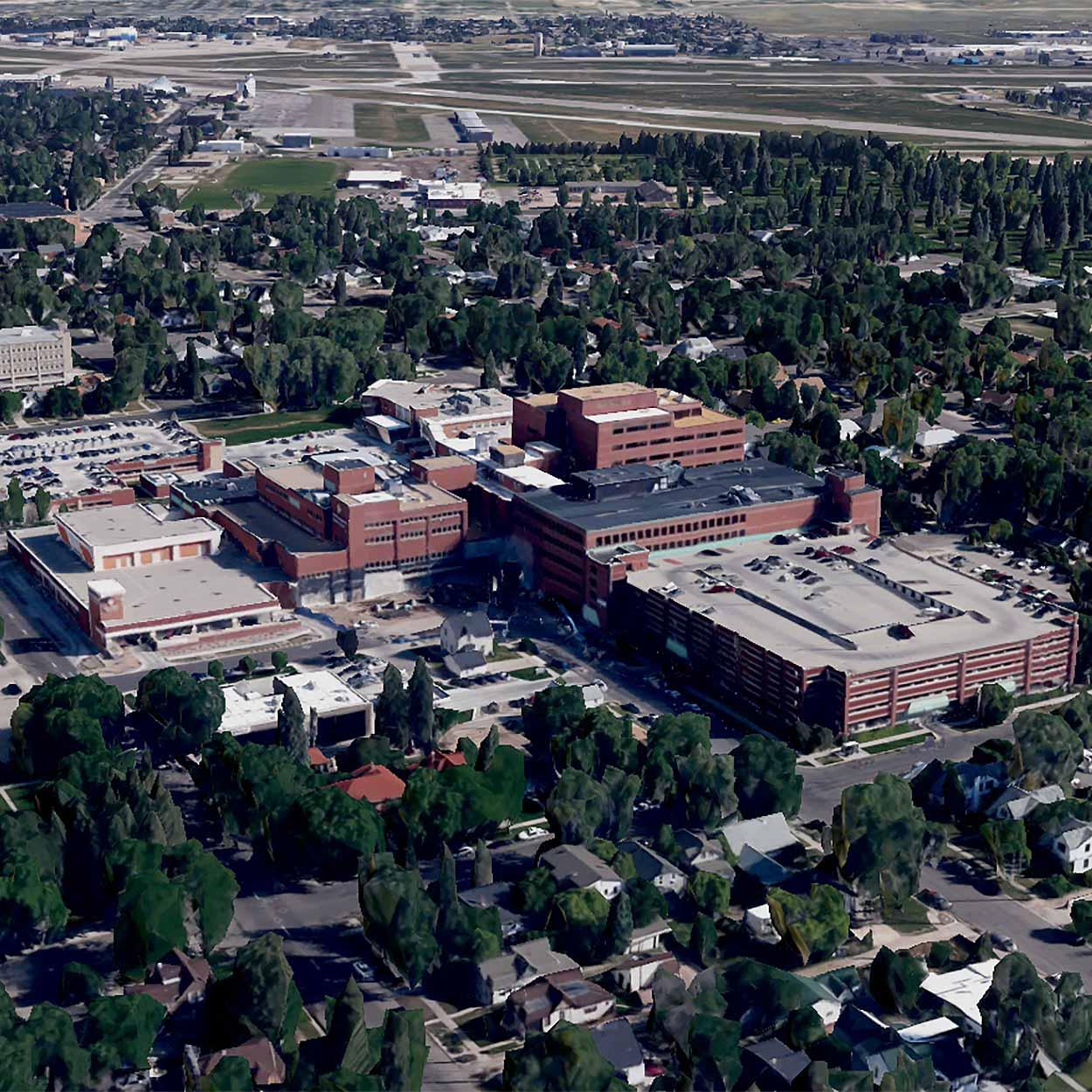 Cheyenne Regional Medical Center Master Facility Planning