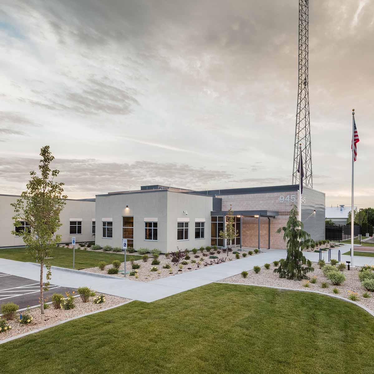 Ada County 911 Dispatch Center
