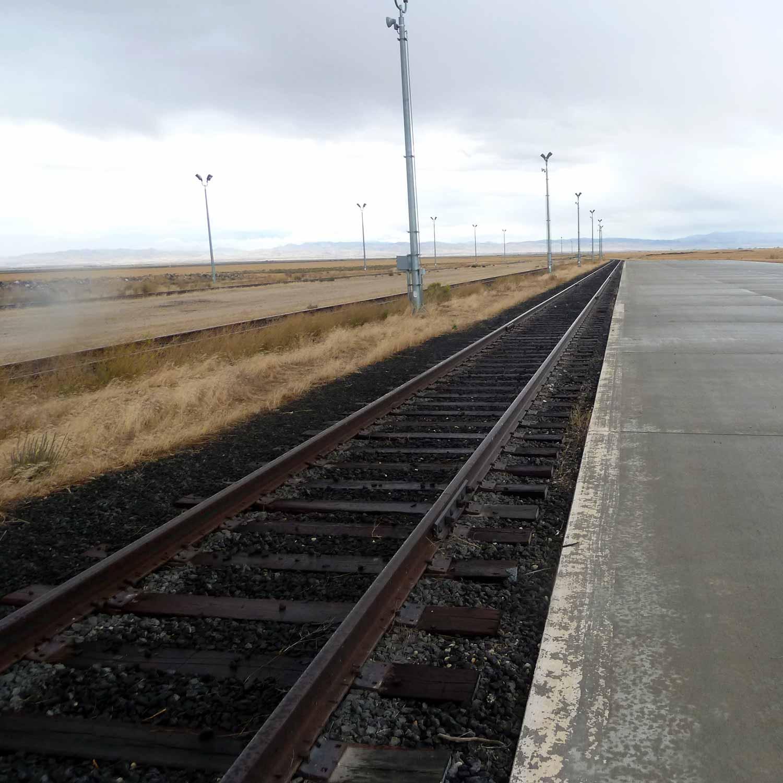 Idaho Army National Guard Rail Yard and Rail Head