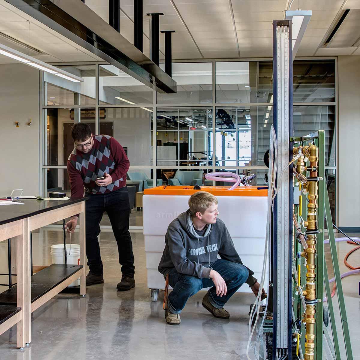 Montana Tech Natural Resources Research Center