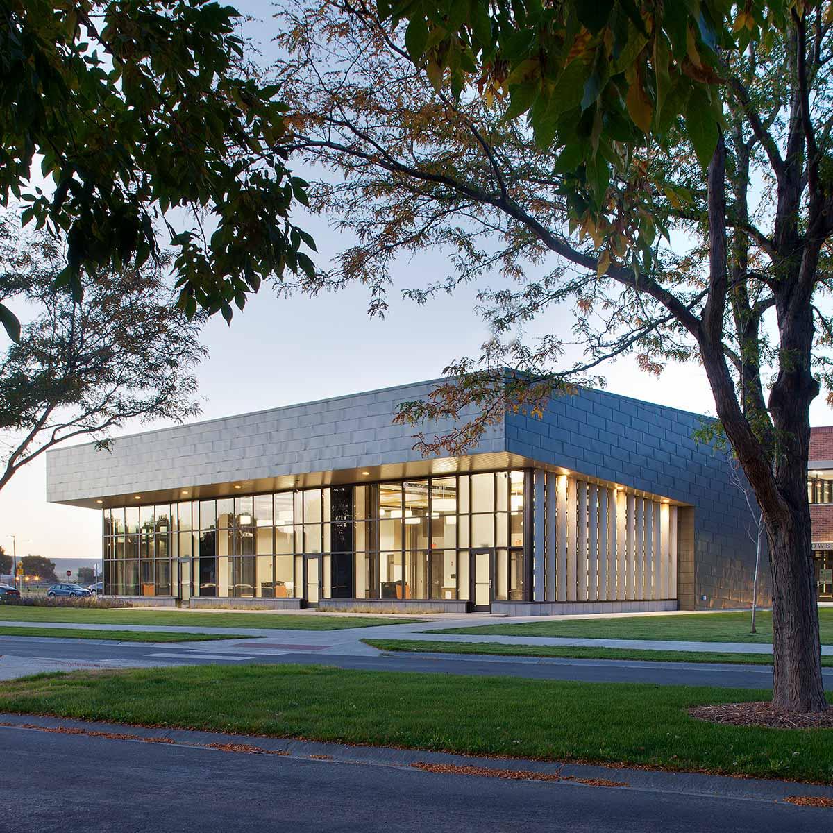 Northwest College Yellowstone Academic Building