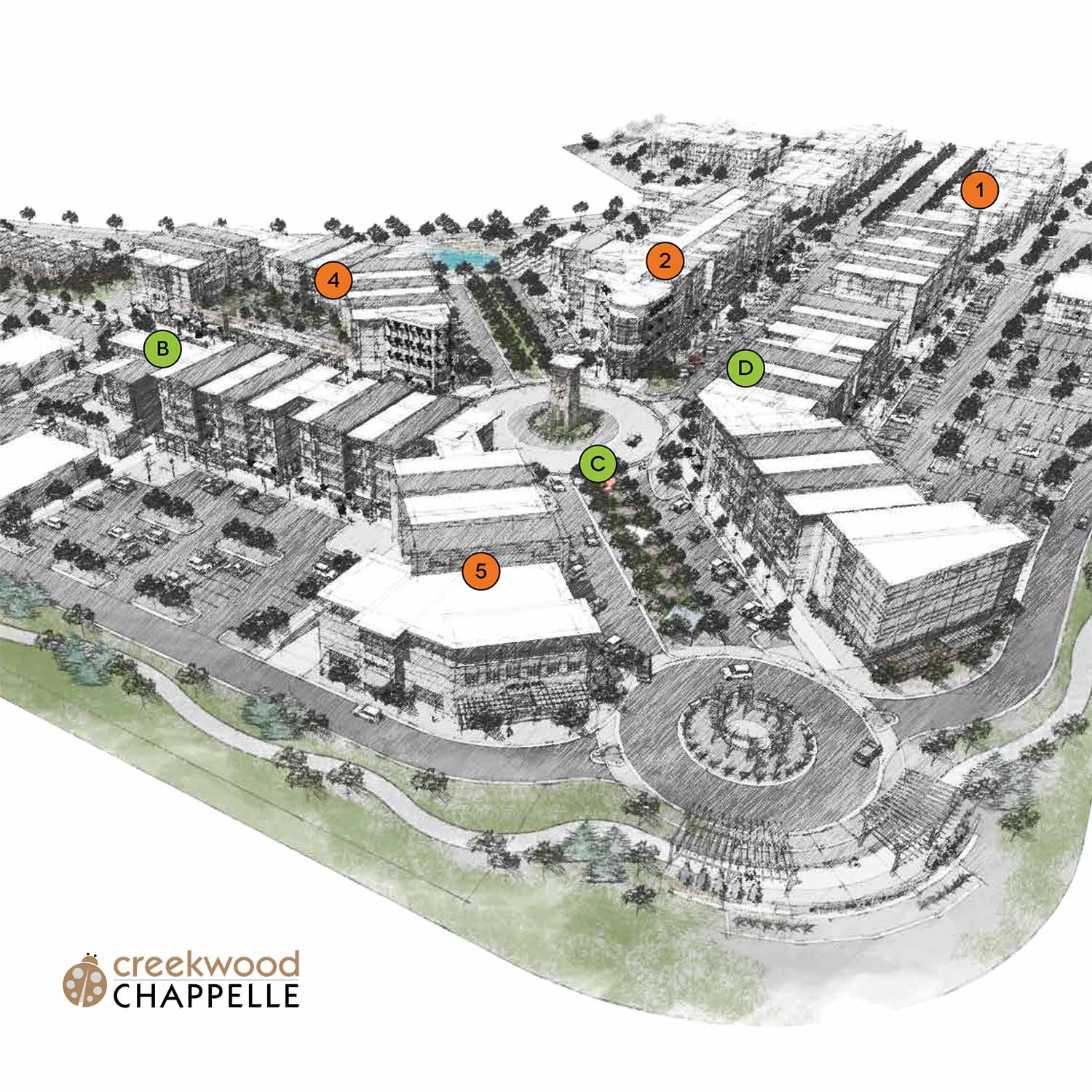Creekwood Chappelle Market Assessment and Master Plan