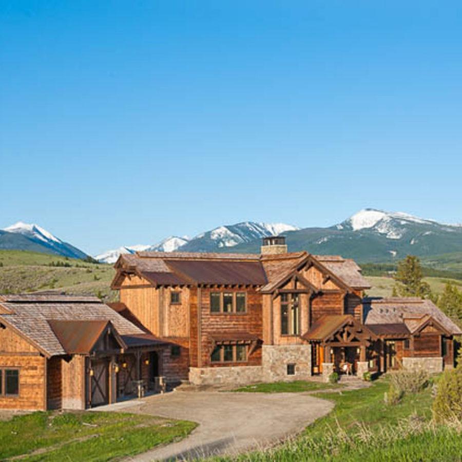 Montana Getaway Residence