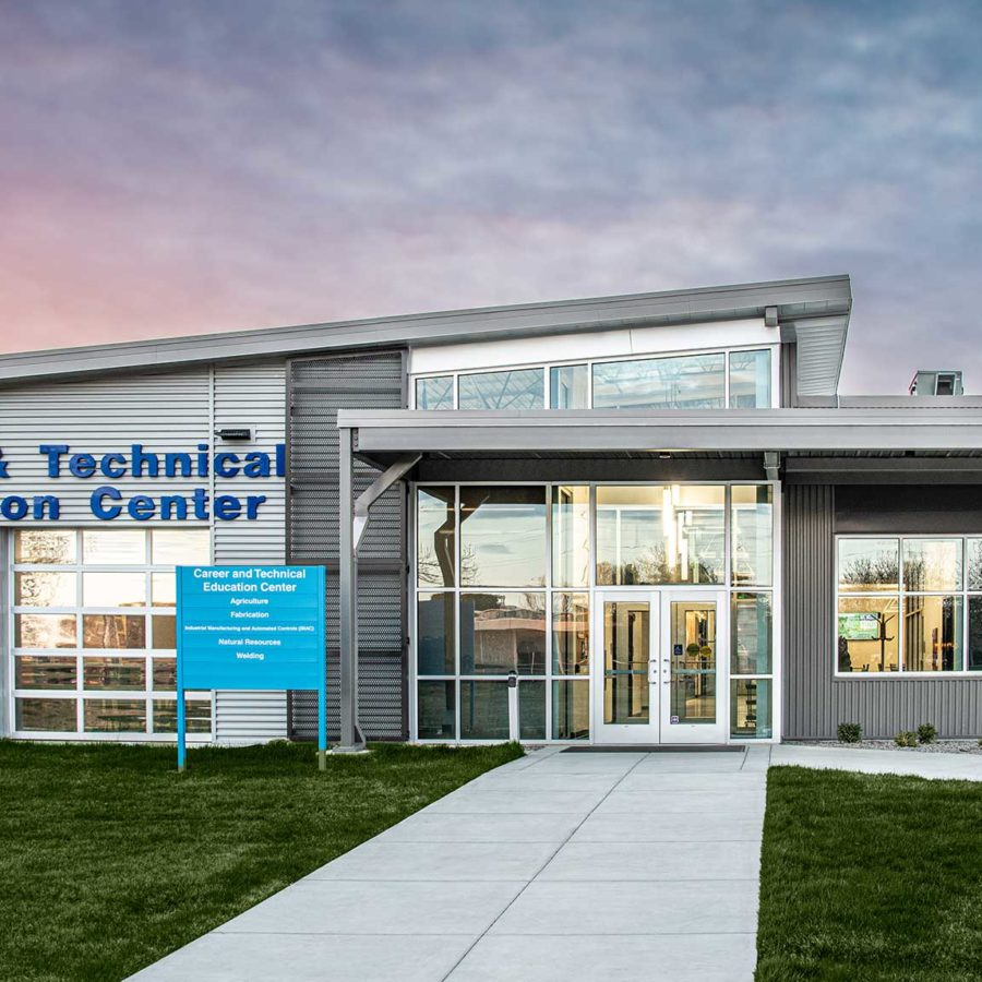 Treasure Valley Community College, Career & Technical Education Center