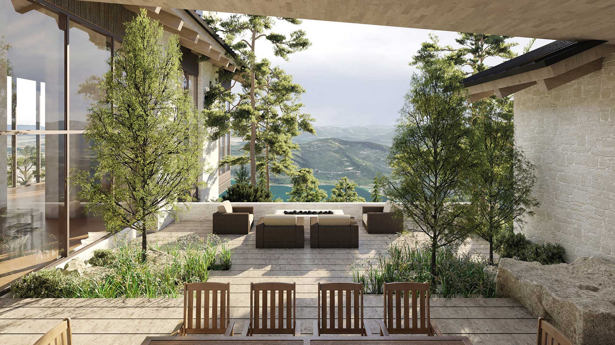 On the Boards: Private Montana Residence