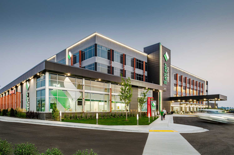 Saltzer Health Ten Mile Medical Campus